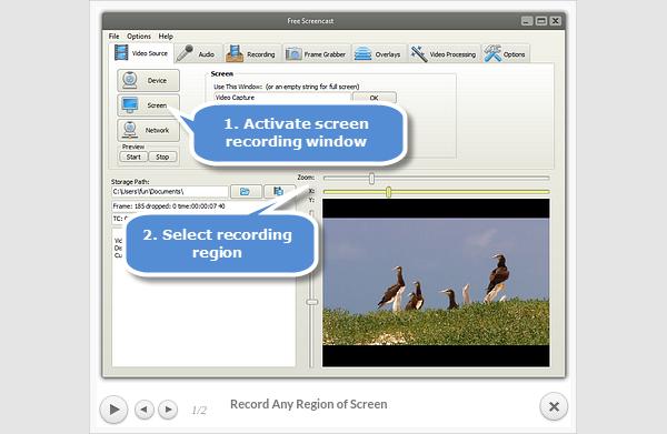 free screencast software