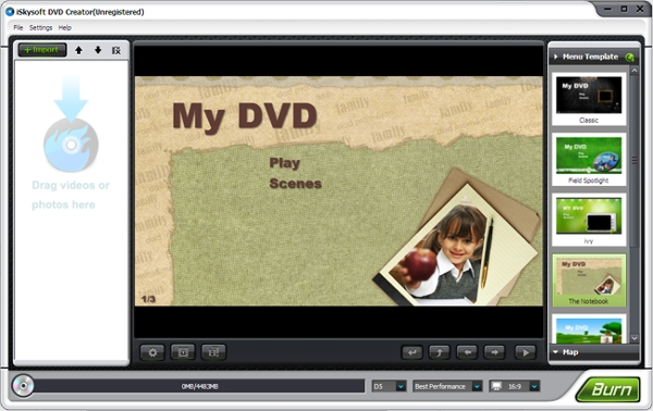 free windows dvd creator software %e2%80%93dvd maker alternative