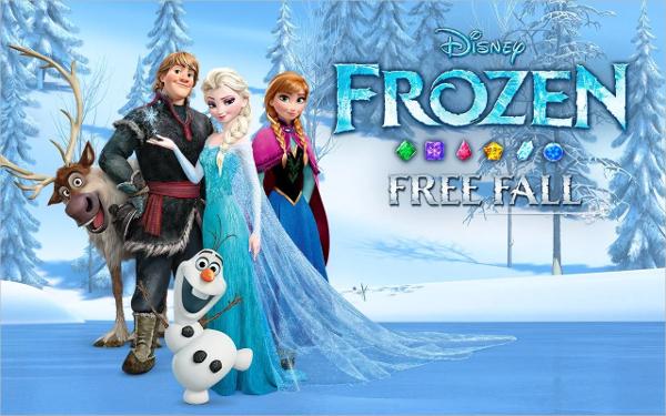 frozen free wall