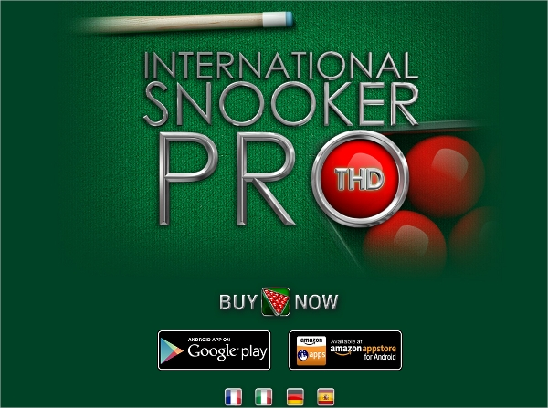 international snooker pro