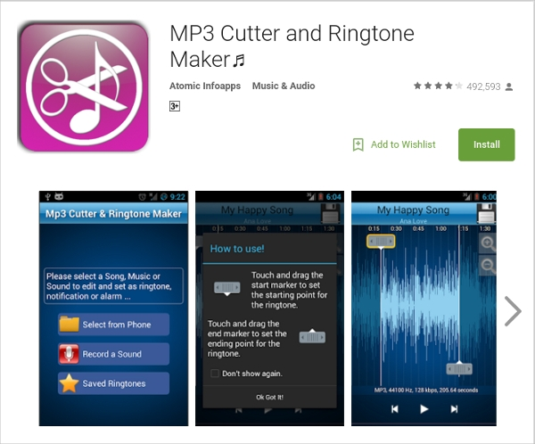 mp3 cutter and ringtone maker 1