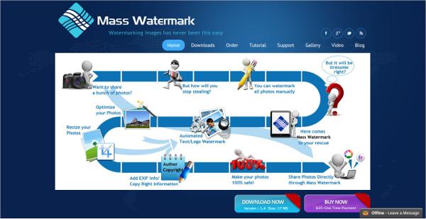 mass watermark