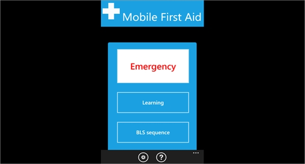 mobile first aid