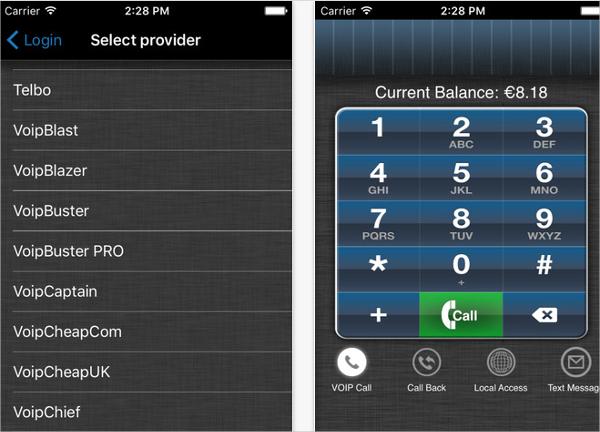 mobile voip cheap calls