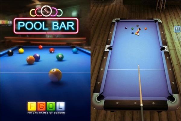pool bar hd