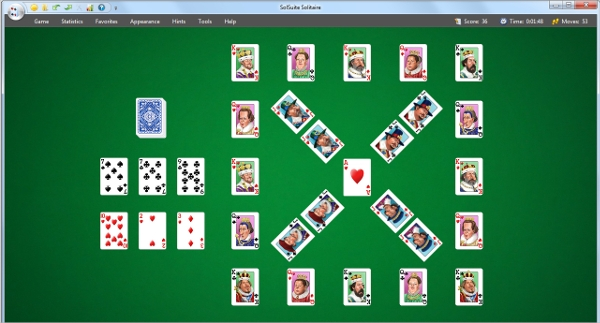 solsuite solitaire card games suite
