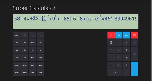 super calculator