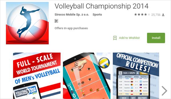 volleyball championship 2014