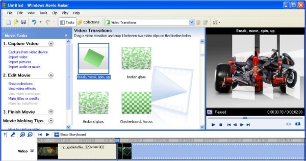 windows movie maker 1