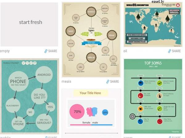 7 Online Infographic Tools Download | DownloadCloud