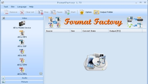 format factory2