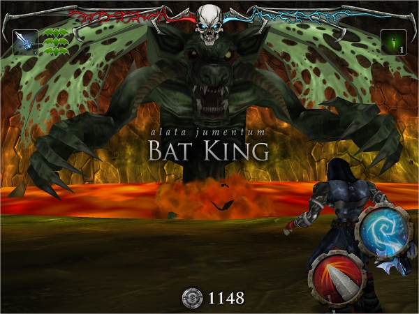 android hack and slash gameshail to the king deathbat 1