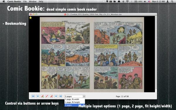 comic bookie