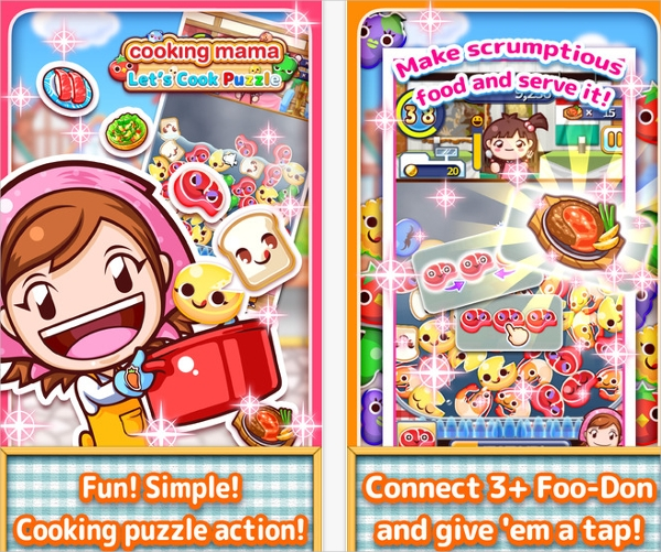 cooking mama sessions