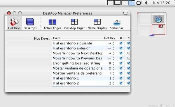 desktop manager