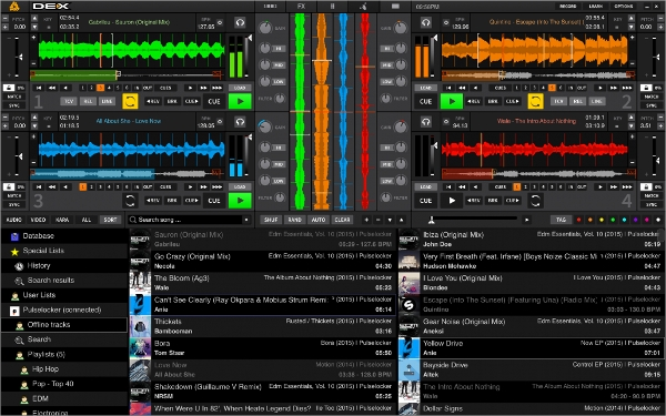 dex3 dj software
