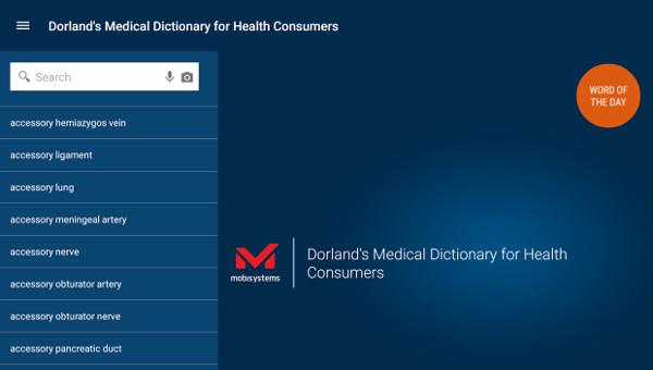 dorland%e2%80%99s medical dictionary