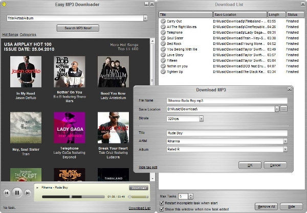 easy mp3 downloader1