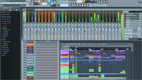 fl studio 121