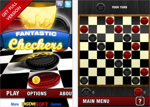 fantastic checkers free