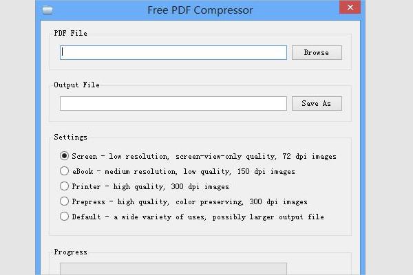 free pdf compressor