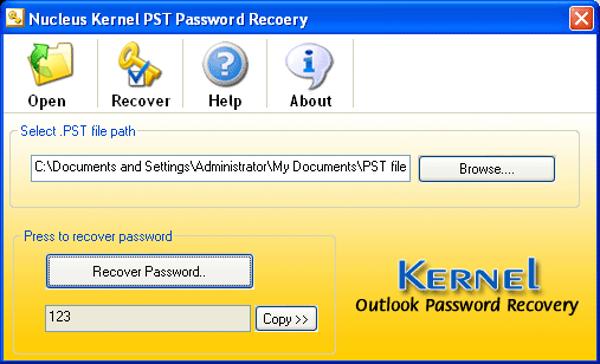 kernel pst 1
