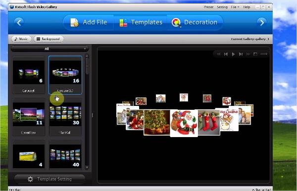 kvisoft flash slideshow