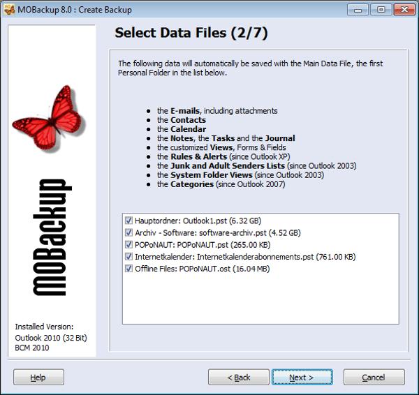 Hotmail Backup Free Software – Download   Emails