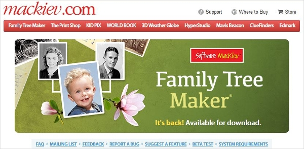 7  best family tree maker software free download for