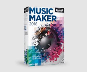 magix music maker 20161
