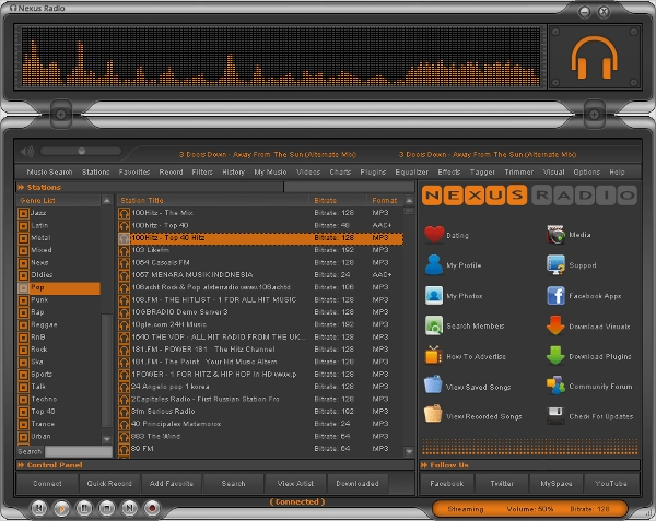 7+ Best Radio Players Free Download For Windows,Mac,Android