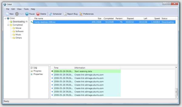 orbit downloader as flv downloader