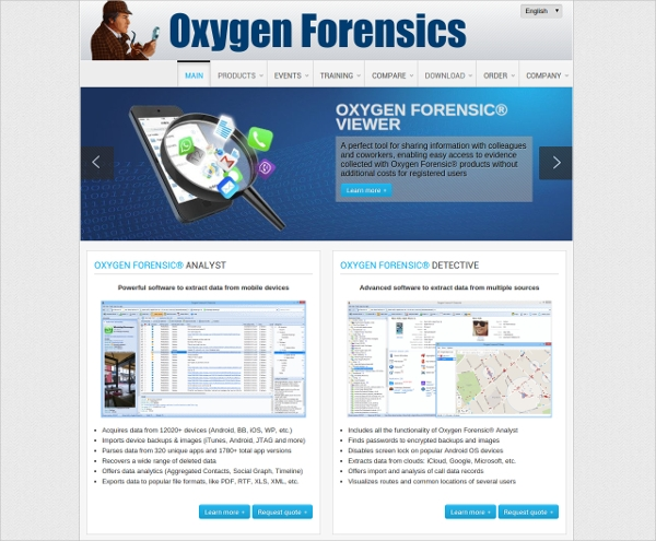 oxygen forensics suite