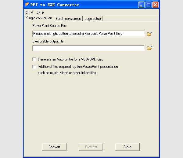 ppt to exe converter 1
