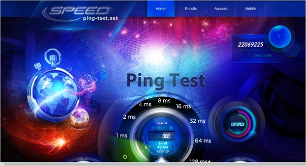 ping test1