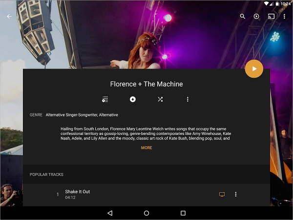 plex for android – unlimited casting features