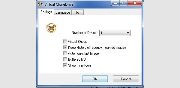 redfox virtual clone drive