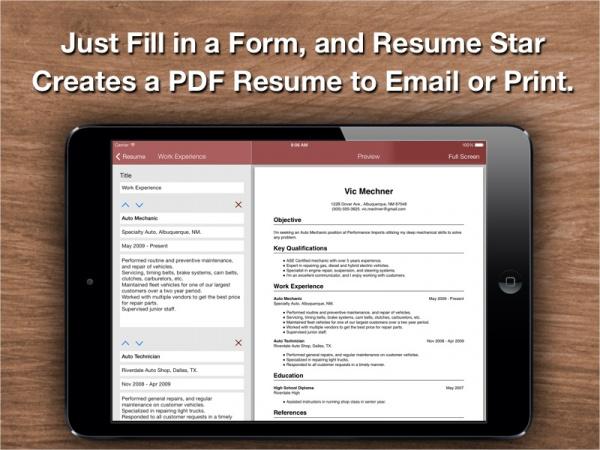 my resume buildercv free jobs screenshot resume building app for mac resume builder software best resume - Best Resume Builder Software