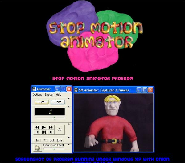 stop motion animator1
