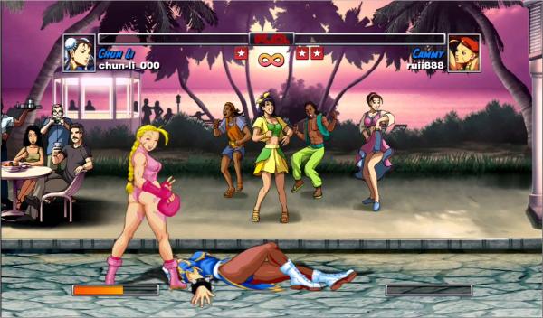 street fighter ii hd remix
