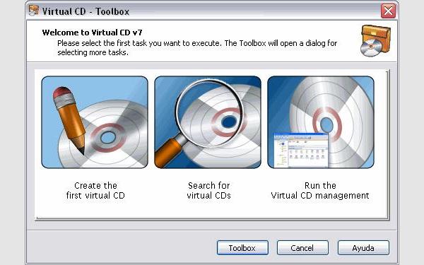 virtual cd software