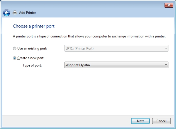 winprint hylafax reloaded