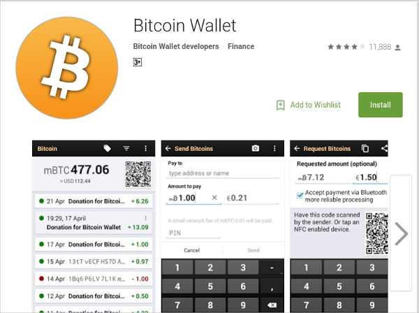 bitcoin wallet – developed by the most trusted companies