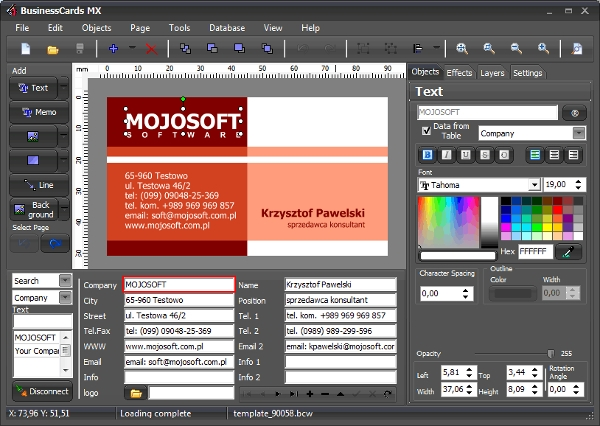 7 Best Business Card Design Software Free Download For
