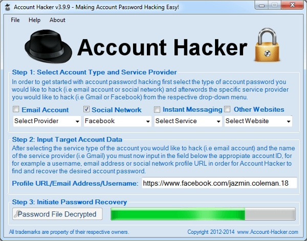 Hack Email Passwords - Easy Fast & Free - New Hack