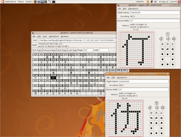 bitmap font editor