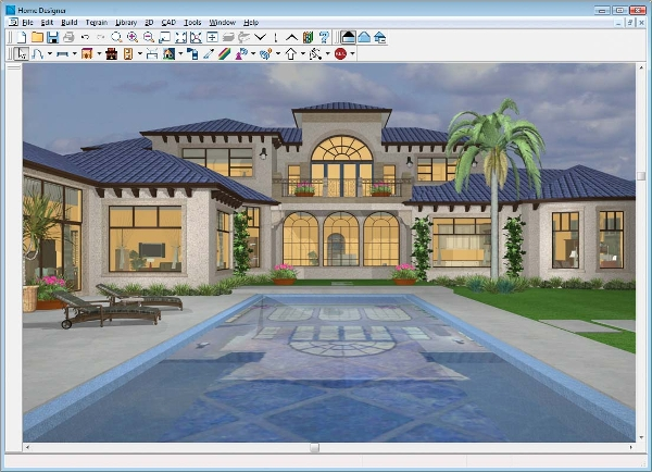12 best landscape design software for windows mac downloadcloud for Home architect design software free download