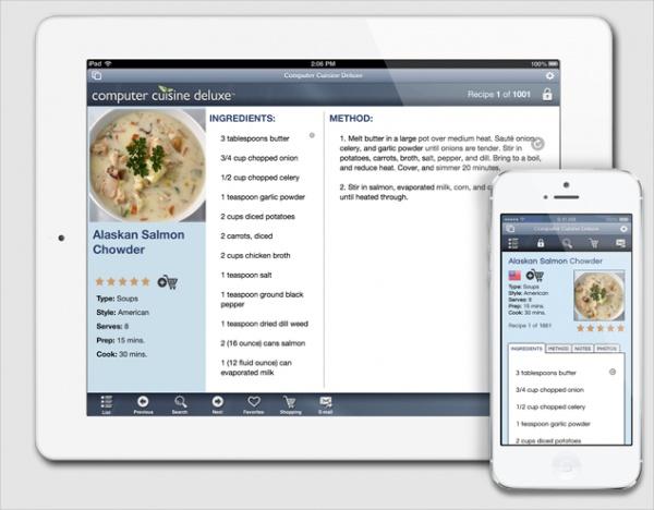 computer cuisine deluxe 7