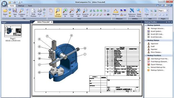 Design Review | DWF Viewer | Autodesk