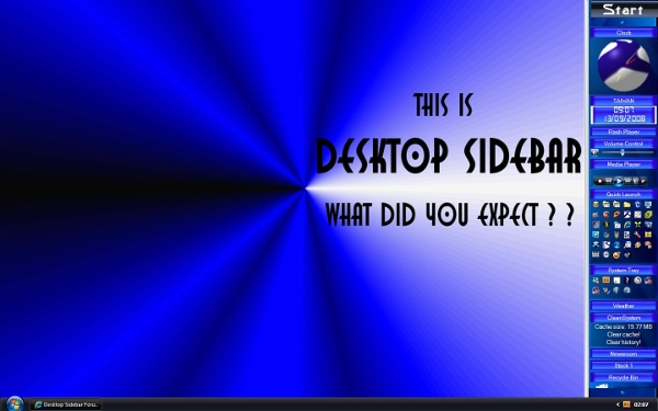 desktop utility